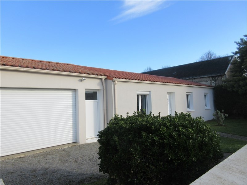 Sale house / villa Paimboeuf 252000€ - Picture 1