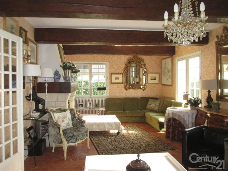 Vente de prestige maison / villa Canapville 605000€ - Photo 3