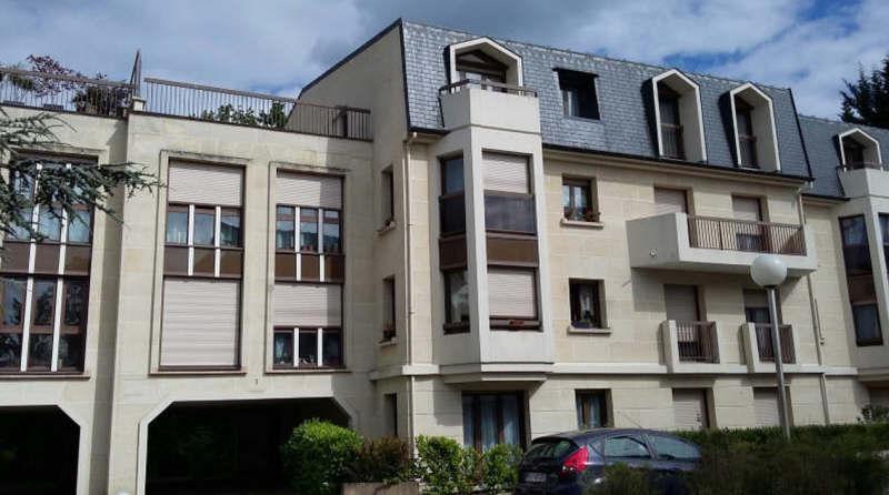 Sale apartment Coye la foret 279500€ - Picture 2