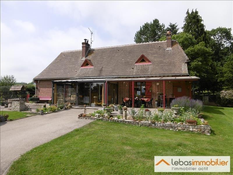 Vendita casa St laurent en caux 196100€ - Fotografia 1