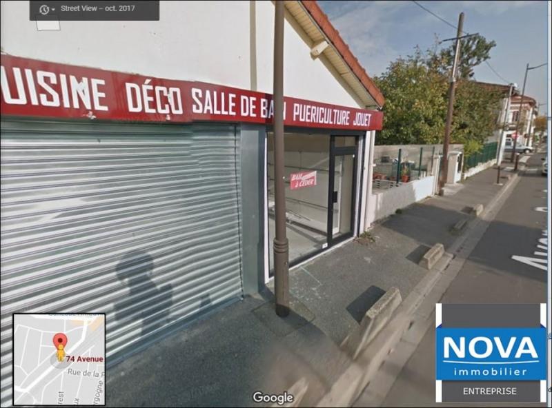 Vente local commercial Arnouville les gonesse 250000€ - Photo 1