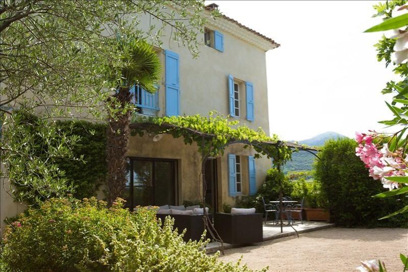 Deluxe sale house / villa Vacqueyras 590000€ - Picture 1
