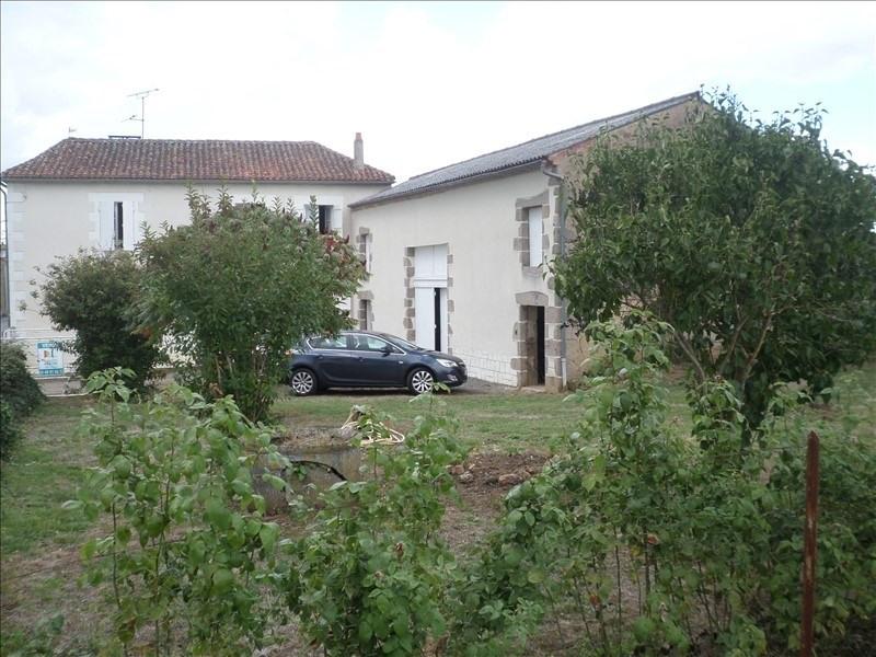 Vente maison / villa L isle jourdain 80000€ - Photo 1