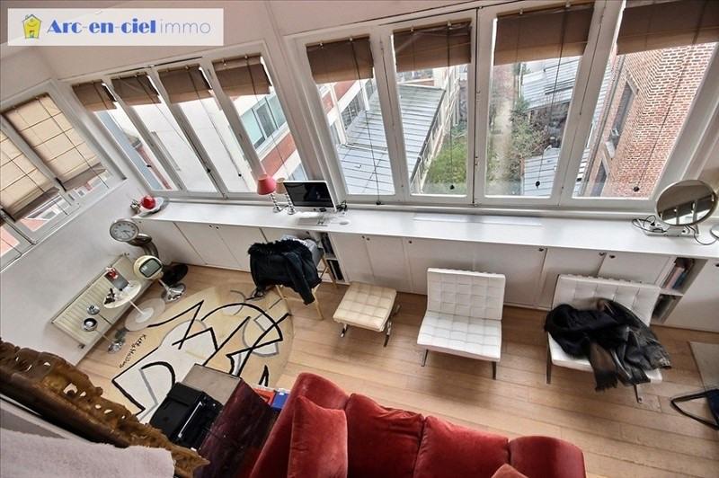 Vente de prestige loft/atelier/surface Paris 10ème 1288000€ - Photo 3