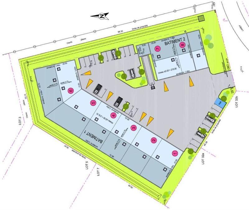 Location Local d'activités / Entrepôt Beaune 0