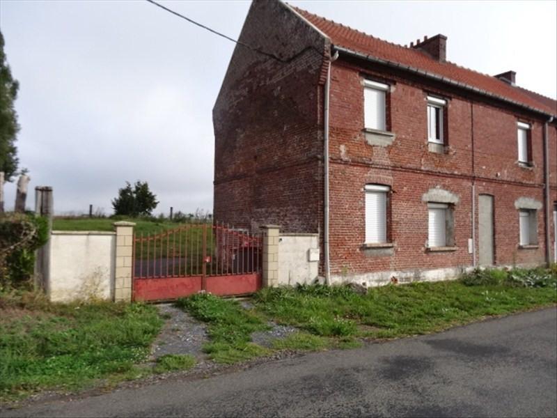 Sale house / villa Toulis et attencourt 80400€ - Picture 1