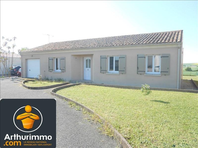Sale house / villa Aulnay 143775€ - Picture 1