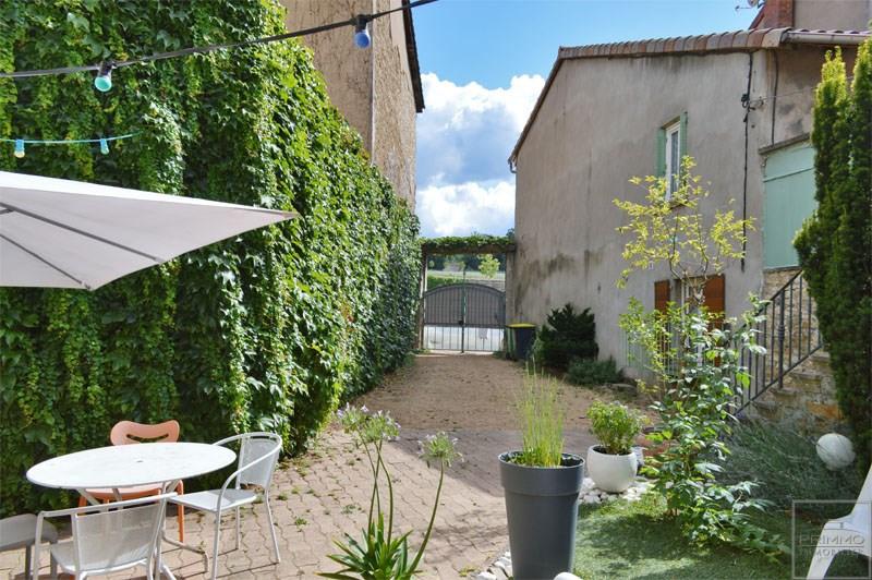Vente maison / villa Marcilly d'azergues 315000€ - Photo 1