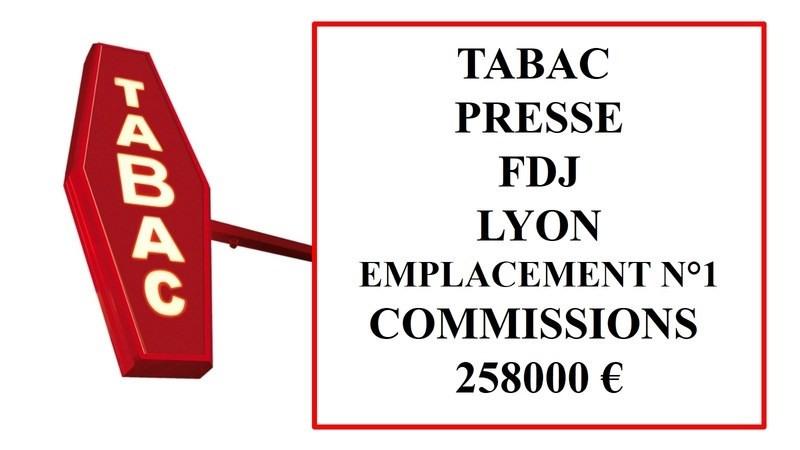 Fonds de commerce Tabac - Presse - Loto Paris 15ème 0