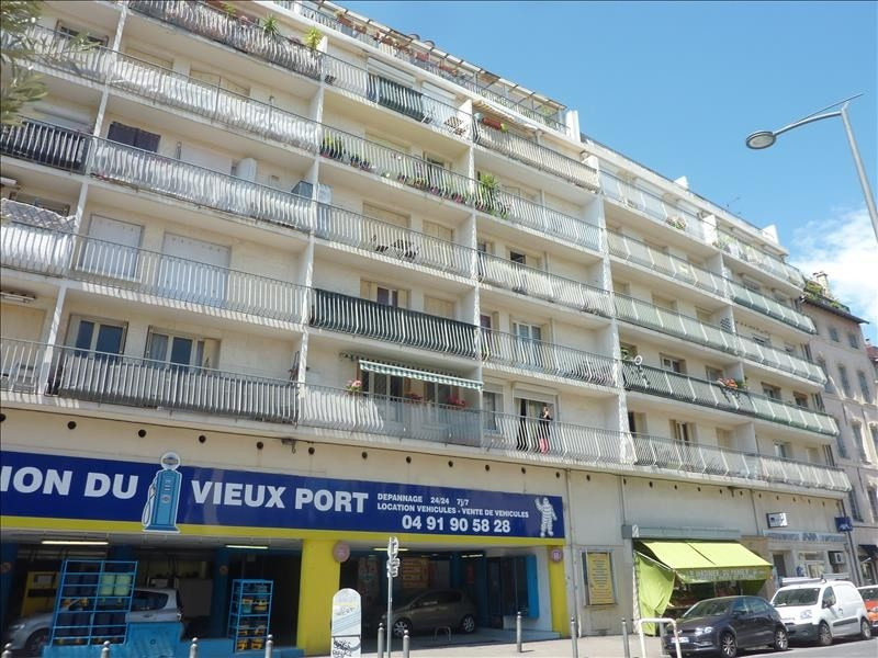Affitto appartamento Marseille 2ème 750€ CC - Fotografia 7