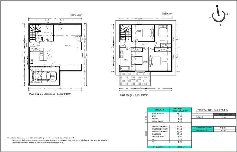 Sale house / villa Thyez 376149€ - Picture 2