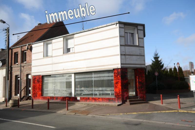 Vente maison / villa Monchecourt 166000€ - Photo 1