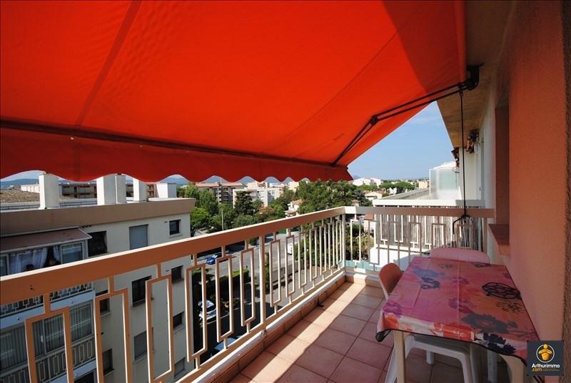 Sale apartment Frejus 89000€ - Picture 1