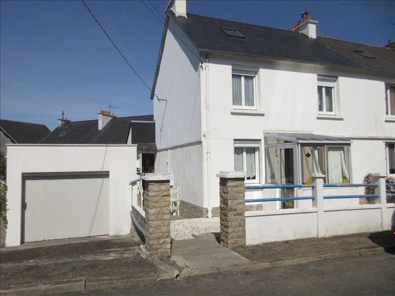 Vente maison / villa Audierne 127612€ - Photo 1
