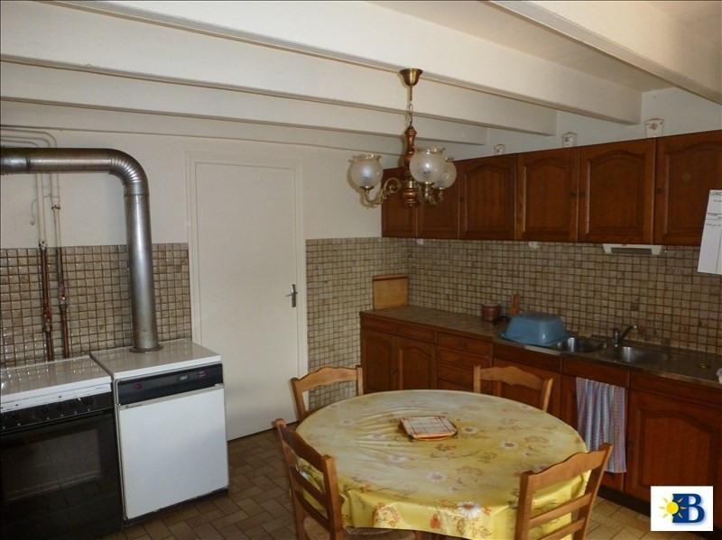 Vente maison / villa Vaux sur vienne 55000€ - Photo 4