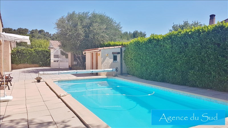 Vente maison / villa Aubagne 445 000€ - Photo 3