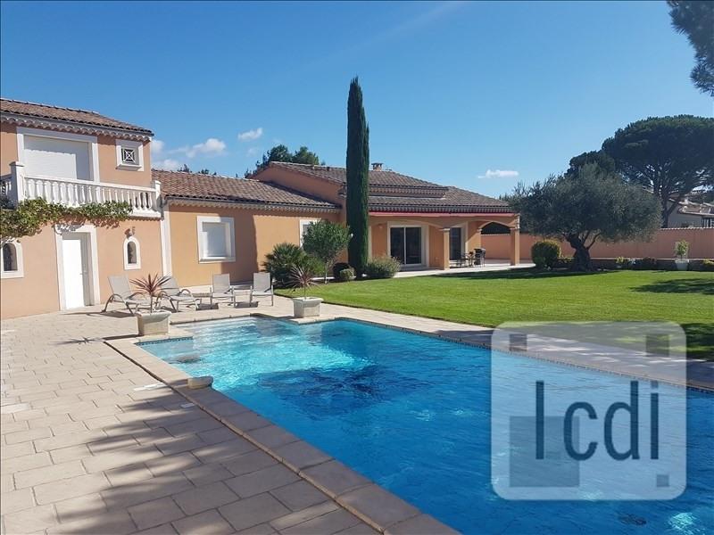 Vente de prestige maison / villa Montelimar 579000€ - Photo 1