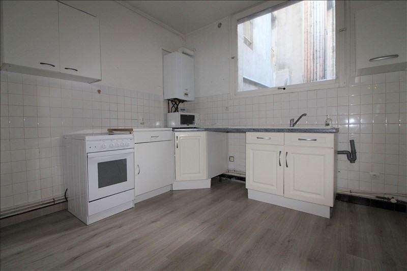 Verkoop  appartement Voiron 117000€ - Foto 2