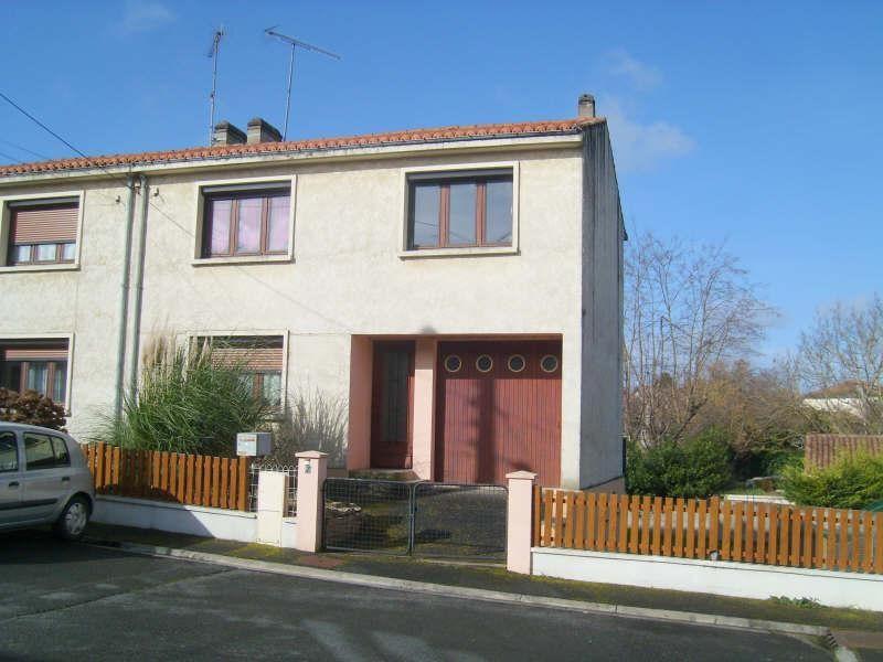 Rental house / villa Gond pontouvre 590€ CC - Picture 1