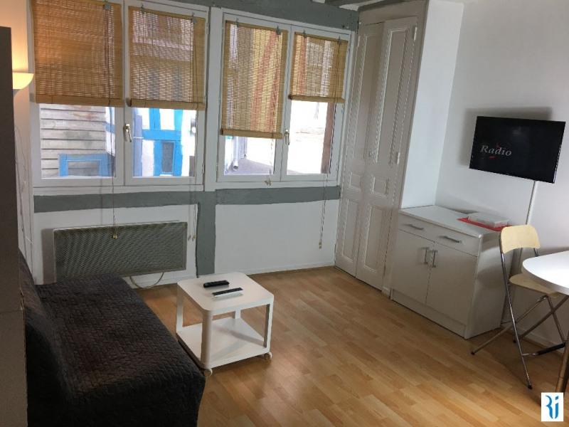 Rental apartment Rouen 420€ CC - Picture 3