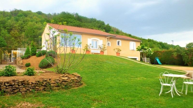 Vente maison / villa Charmes-sur-l'herbasse 273000€ - Photo 1