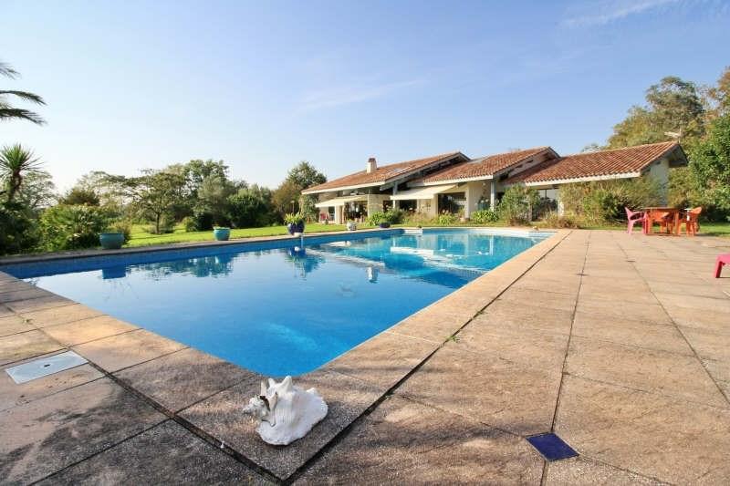 Deluxe sale house / villa Bidart 1590000€ - Picture 1