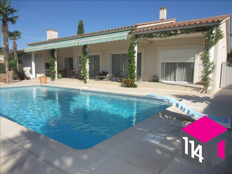 Vente maison / villa Baillargues 550000€ - Photo 1