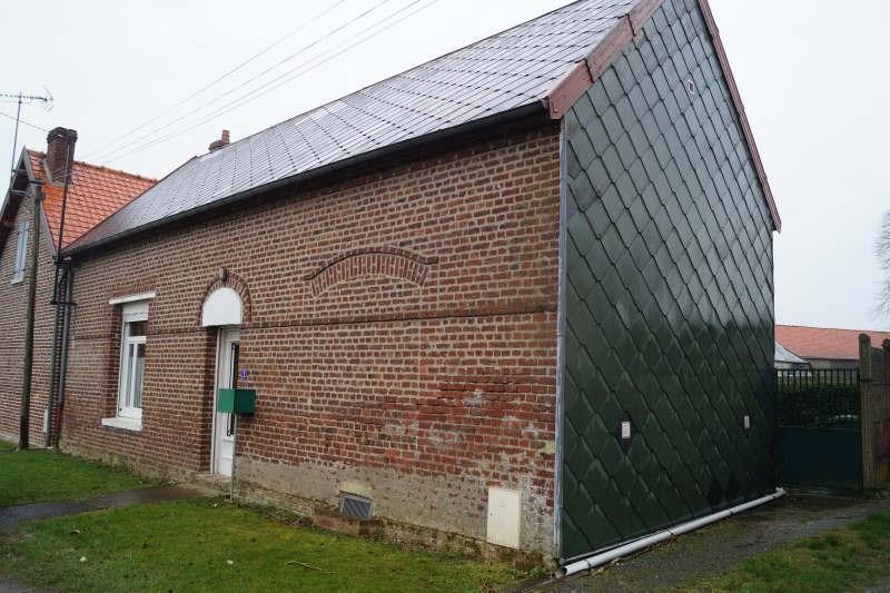 Verkoop  huis Ecoust st mein 129000€ - Foto 1