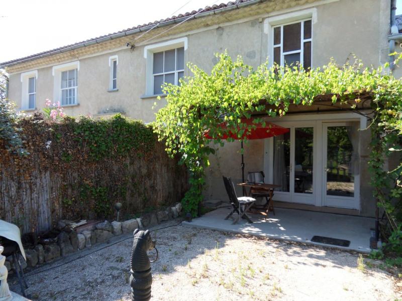 Vente maison / villa Althen des paluds 420000€ - Photo 12