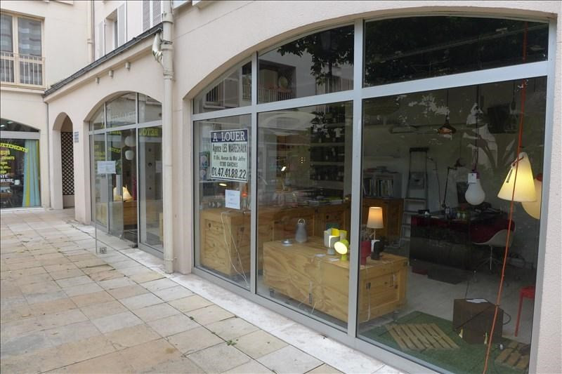 Location local commercial Garches 1272€ +CH/ HT - Photo 2