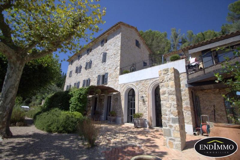 Deluxe sale house / villa Grasse 1680000€ - Picture 1