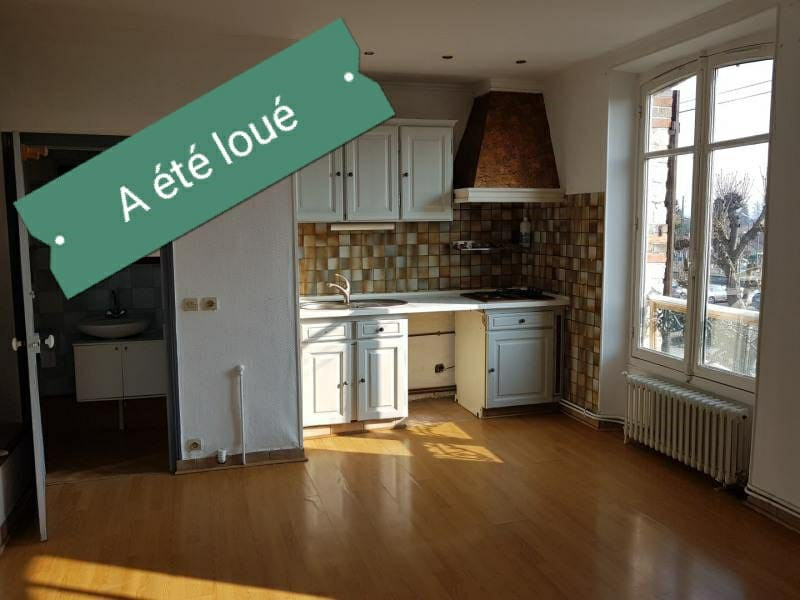 Location appartement Montigny-sur-loing 600€ CC - Photo 1