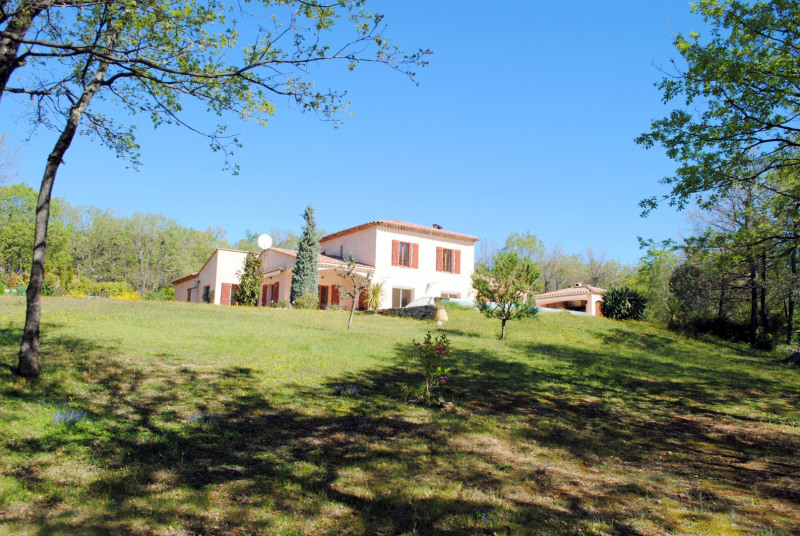 Vente maison / villa Canton de fayence 575000€ - Photo 6