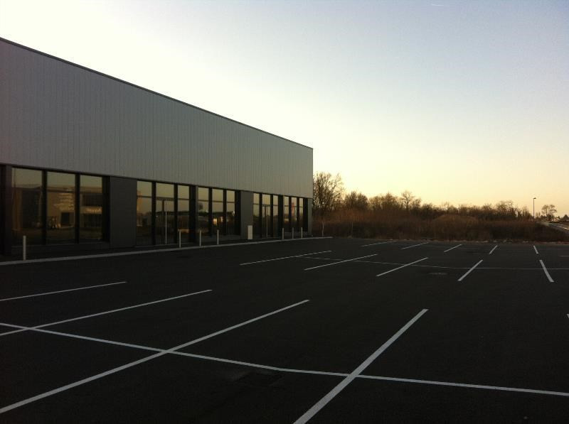 Location Local d'activités / Entrepôt Tignieu-Jameyzieu 0