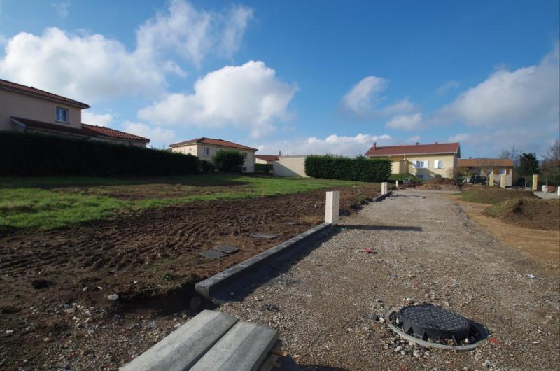 Vente terrain Grézieu-la-varenne 175000€ - Photo 2