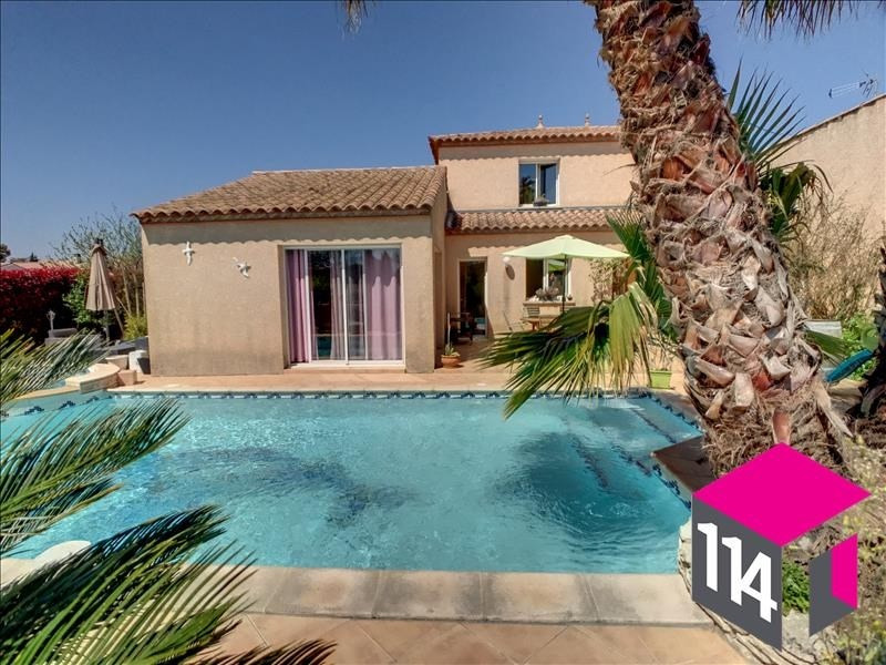 Vente maison / villa Baillargues 550 000€ - Photo 1