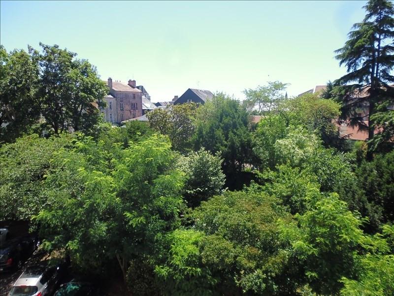 Vente appartement Poitiers 110000€ -  4