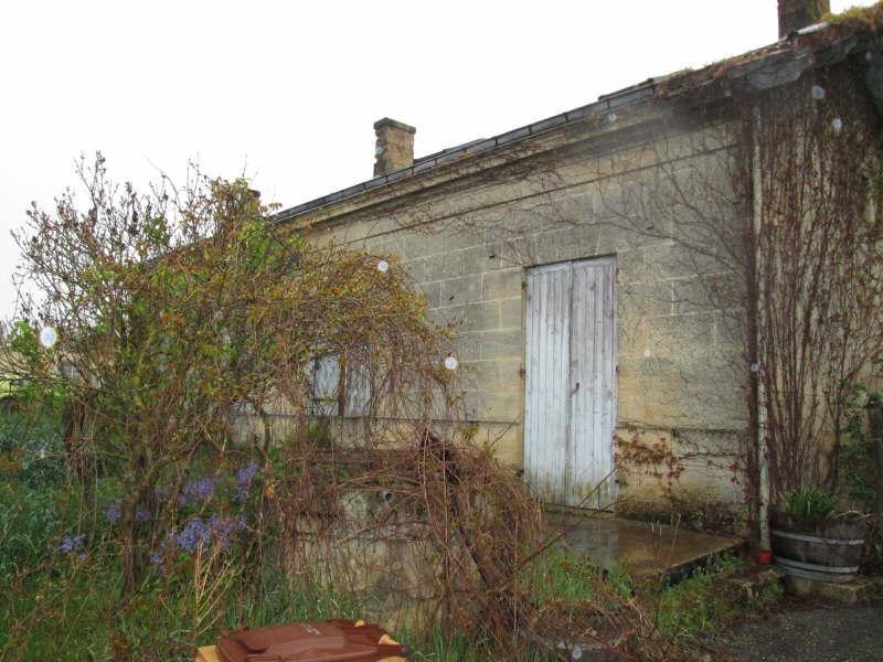 Vente maison / villa St andre de cubzac 128000€ - Photo 5