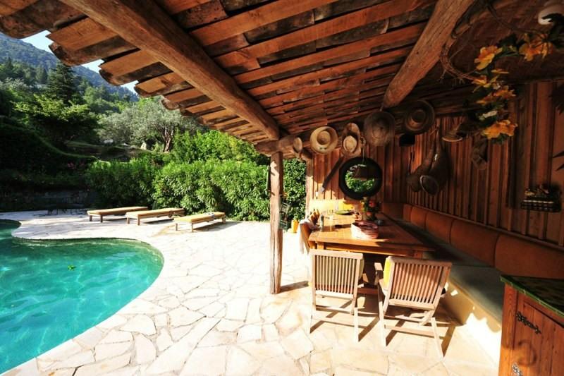 Venta de prestigio  casa Le canton de fayence 1470000€ - Fotografía 5