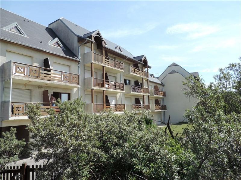 Vente appartement Quend plage les pins 118000€ - Photo 1