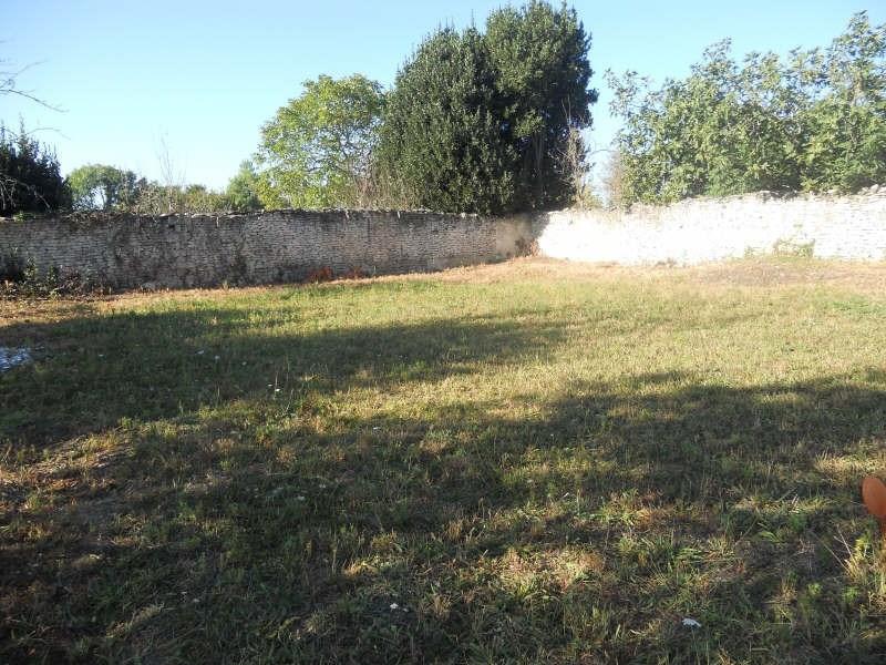 Vente terrain Niort 54000€ - Photo 1
