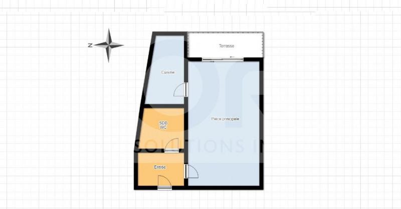 Vente appartement Nice 145000€ - Photo 8