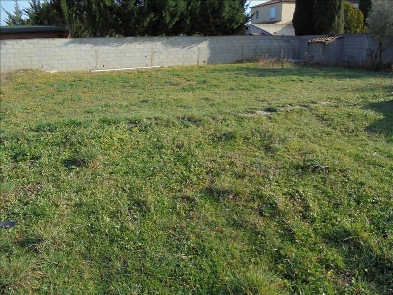 Vente terrain Gignac 185000€ - Photo 1