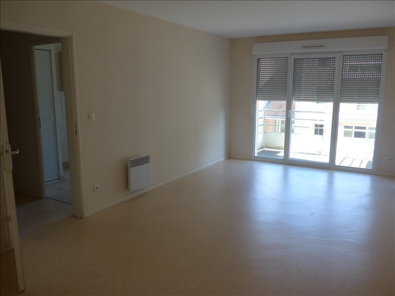 Vente appartement La roche sur yon 91 000€ - Photo 1