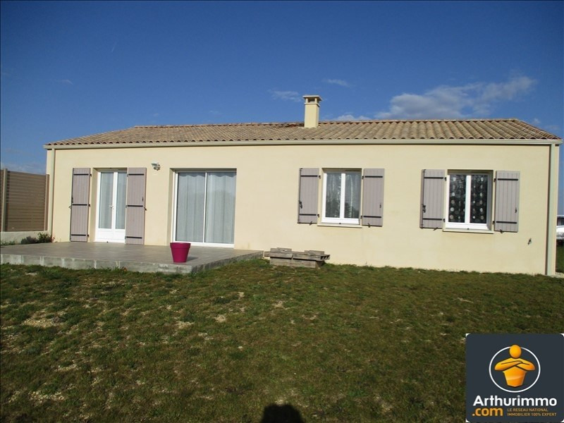 Sale house / villa St jean d angely 158 685€ - Picture 10