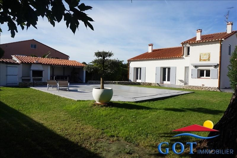 Sale house / villa Pia 386 000€ - Picture 1