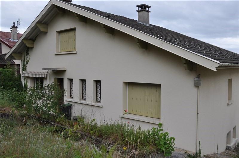Sale house / villa Oyonnax 150000€ - Picture 1