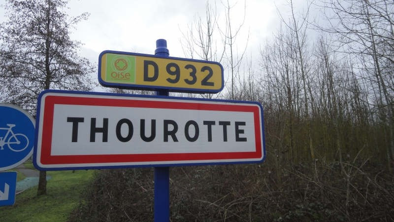 Sale site Thourotte 55000€ - Picture 1