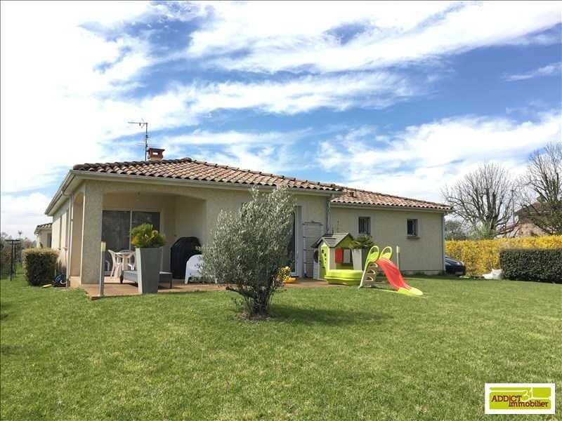 Vente maison / villa Bruguieres 338000€ - Photo 1