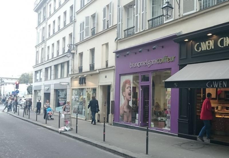 Location Boutique Paris 4ème 0